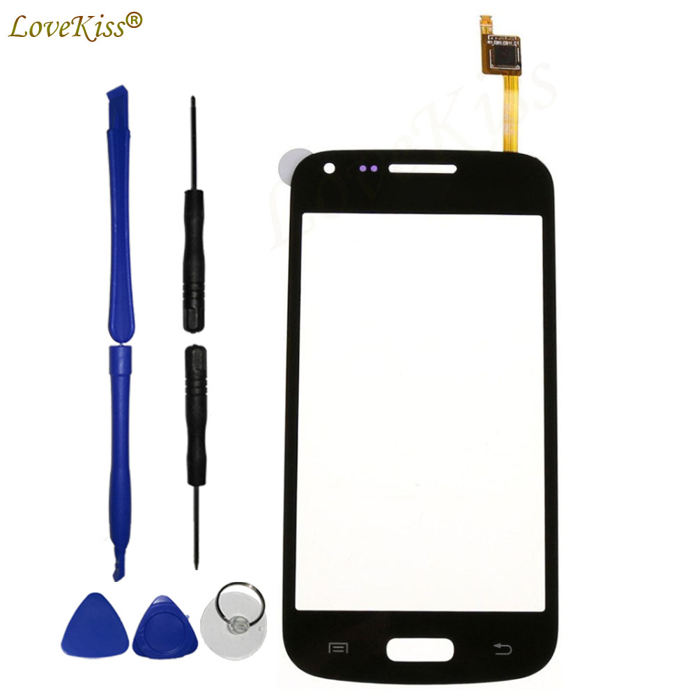 Trend 3 G3502 Front Panel For <font><b>Samsung</b></font> Galaxy G350 G3500 Star Advance <font><b>G350E</b></font> Touch <font><b>Screen</b></font> Sensor LCD Display Digitizer Glass Cover image