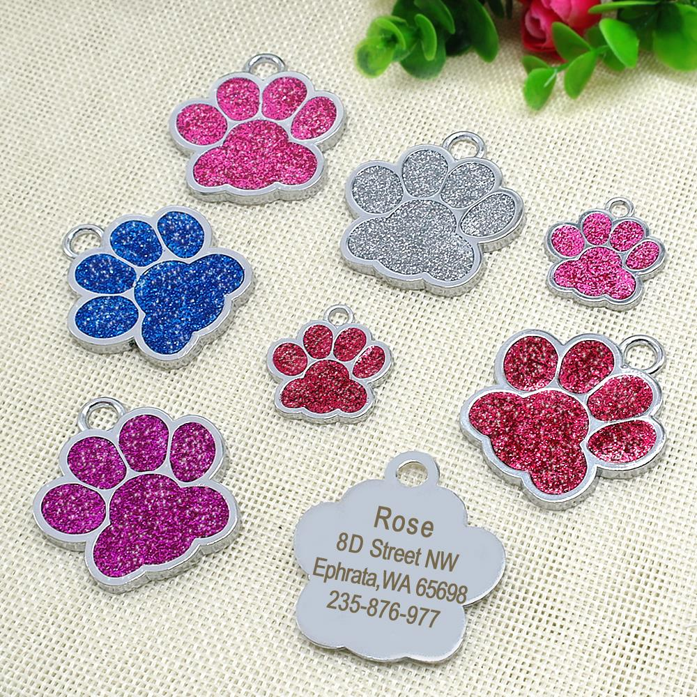 Get a Personalized Pet ID Name Tag for cat and dog in Kenya on Spawtive