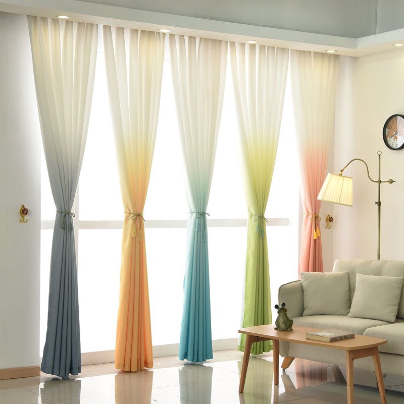 5 Color Window Curtain 5