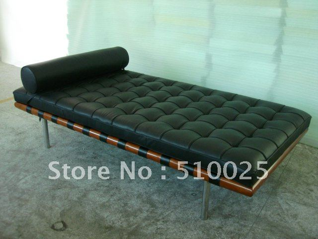 Ludwig Mies Van Der Rohe Barcelona Day Bed Barcelona Bed