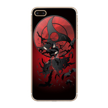 Naruto's Phone covers for iPhone 4 4S 5 5S SE 5C 6 6S 7 8 X Plus
