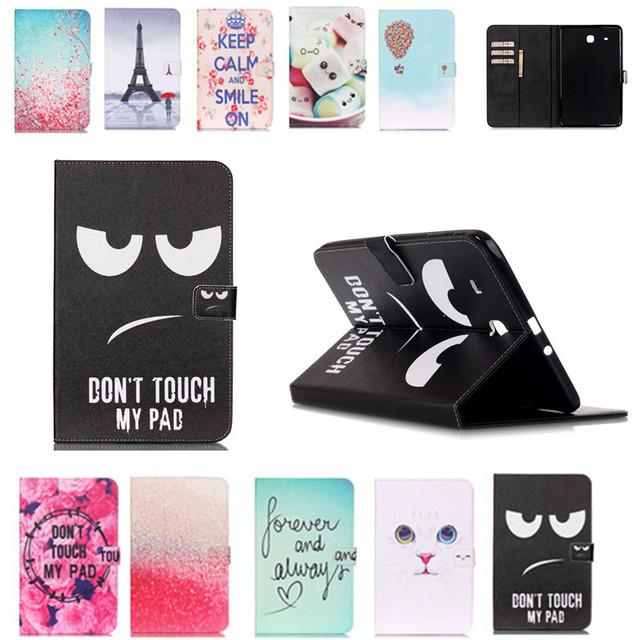 Case Cover For Samsung Galaxy Tab E 9.6 T560 SM-T560 T561