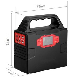 Image 5 - 40800mAh 110V 150W UPS Lithium Emergency Power Supply Modified Sine Wave LED Display
