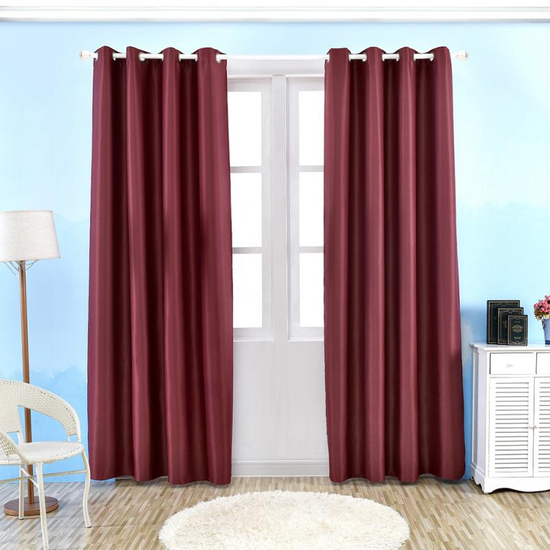 Online Get Cheap Beige Red Curtains -Aliexpress Alibaba Group - red curtains for living room