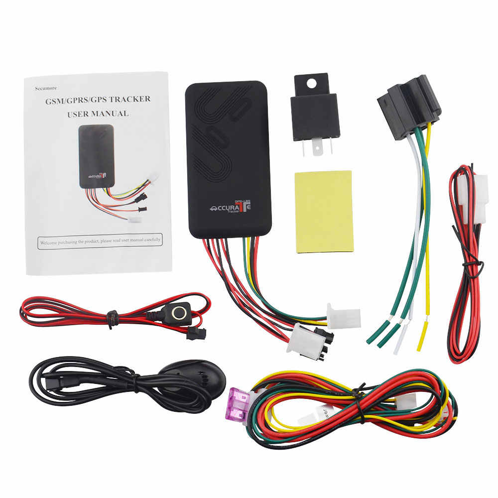 GPS GSM GPRS Tracker GT06 For Car ACC anti-theft alarm two-way calling car  gps tracker GT06 with GPS module remote control APP