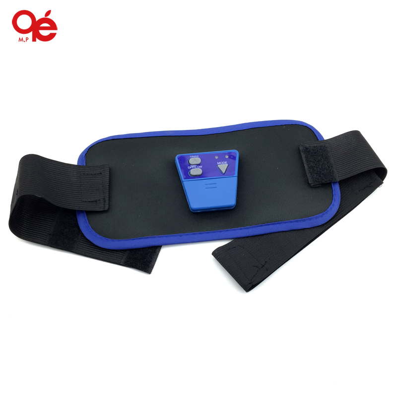 Drop Shipping Health Care Slimming Body Apparatus Belt AB Gymnic Electronic Muscle Arm Leg Waist Belt Brace