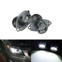 ANGRONG For BMW E90 E91 LCI 20W LED Marker Angel Eye Halo Ring Headlight Bulb No Error