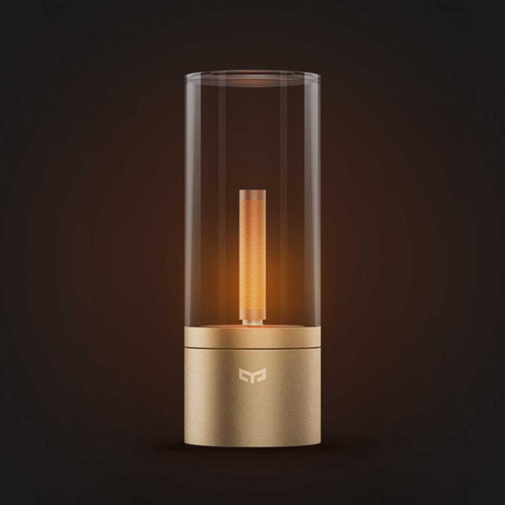 Atmosphère lampe ambiant intelligent chandelle sans fil appareils ménagers nuit lumière APP contrôle Led Bluetooth chambre décoration bureau