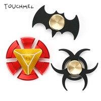 Resident Evil Fidget Toy Finger Iron Man Metal Hand Spinner Batman Fidget Spinner