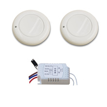 New AC220V 1CH Remote Switch Wall Lamp Ceiling Light LED Bulb Wireless Remote Control Switch 433/315 MHZ Smart Home RF Receiver