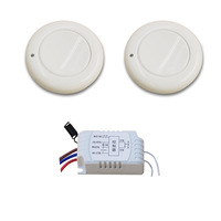 New AC220V 1CH Remote Switch Wall Lamp Ceiling Light LED Bulb Wireless Remote Control Switch 433