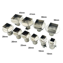 Heat Gun Square Nozzles Series 15-45mm Air Solder Kit For Hot Soldering Accessories Welding