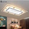 New Acrylic Modern led ceiling lights for living room bedroom Plafon led home Lighting ceiling lamp home lighting light fixtures