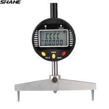 Высокая точность цифровой радиус Манометр Цифровой радиус индикатор с пятью измерительными челюстями