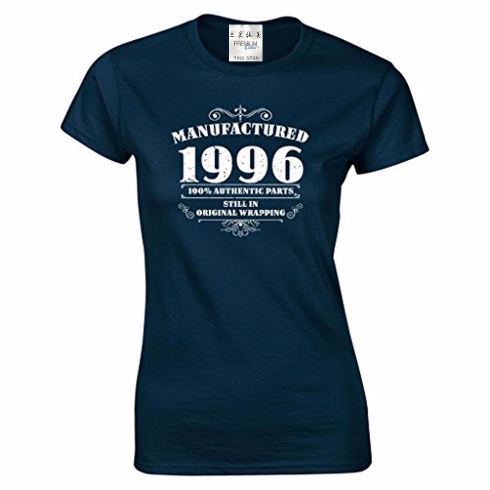 Fabriqué en Hongrie Femmes T-Shirt Cadeau Noël Anniversaire 18TH 30TH 40TH 50TH 60TH