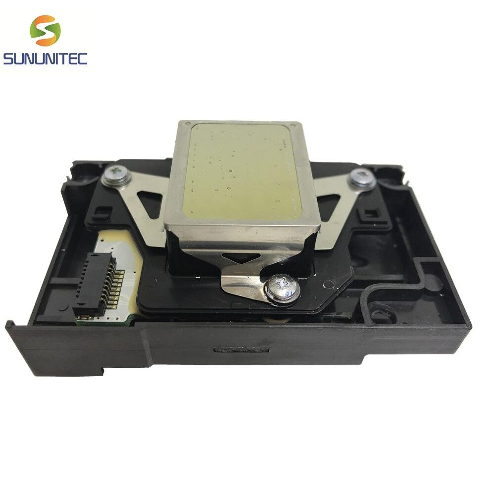 Rénover Tête D'imprimante 1390 pour Epson Stylus Photo R270 1410 1390 1430 R1390 R1400 L1800 Tête D'impression F173050 buse