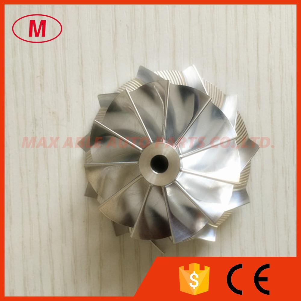 11+0 Billet Turbo Compressor Wheel For VOLVO SAAB SUBARU TD04HL-19T 46//58 mm