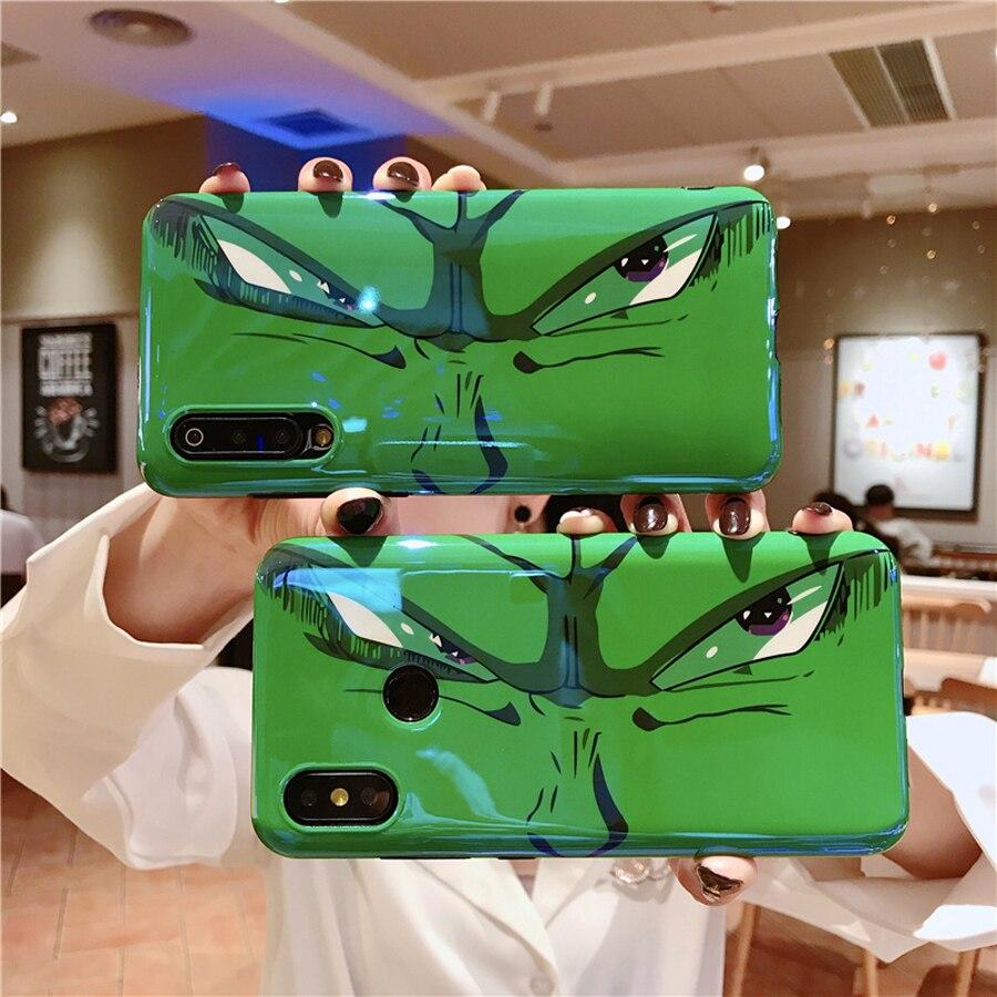 Blue ray tpu étui de téléphone pour xiaomi mi 8 9 se A2 redmi note7 mode 3d dessin animé peint doux couverture arrière pour xiaomi mi 9 cas