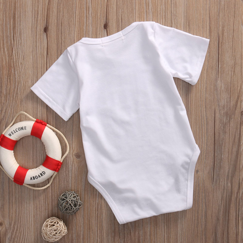 Little Brother Baby Boy Romper 13