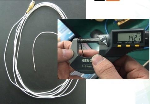 [World Smallest] New arrival Miniature Omnivision endoscope  OV6946  diameter 1.42mm  16W mega pixels  driving Module no decode