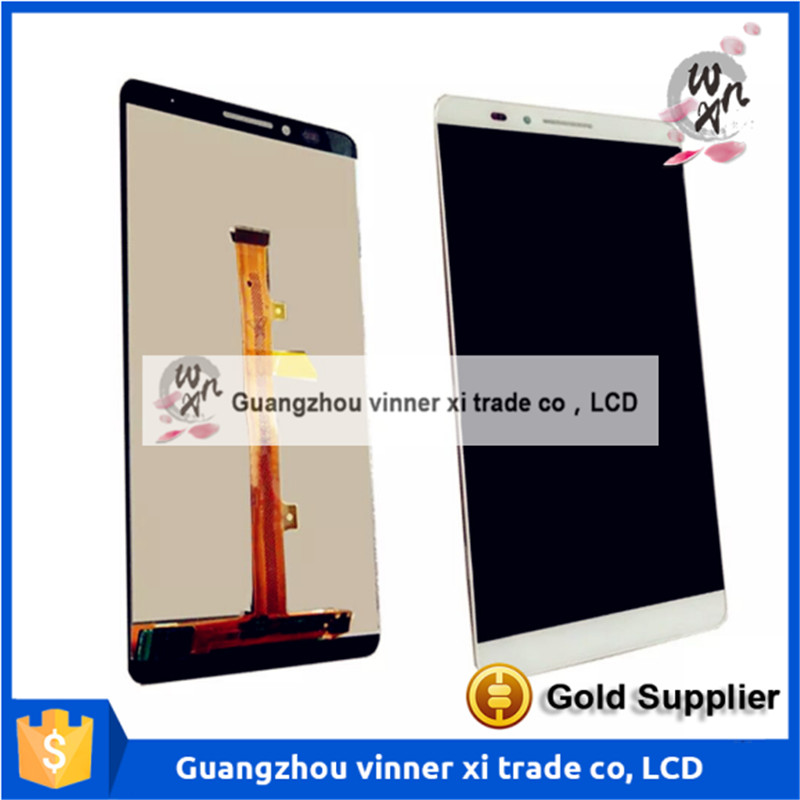 NEW Assembly Full LCD Display + Touch Screen Digitizer For Huawei Mate 7