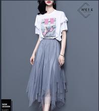 rok gaas gedrukt stijl