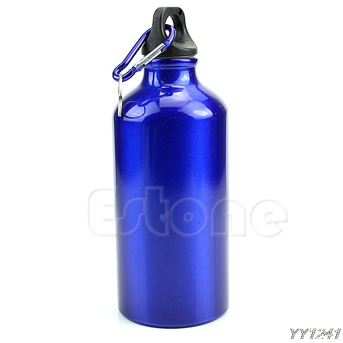 500ml Outdoor Camping Bicycle Aluminum Vacuum Preservation Water Bottle Y110-Dropshipping