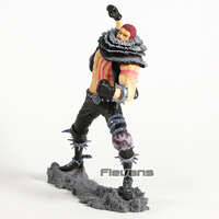 One Piece 20th Anniversary The TAG Team Charlotte Katakuri PVC Figure Collectible Model Toy