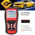 Ventas calientes KW830 AL519 OBD2 EOBD Lector de Código de Avería Del Coche Lectores de Códigos y Herramientas de Escaneo escáner de Diagnóstico Automotriz Puede Probar batería