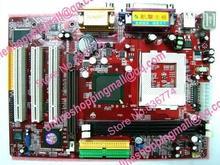 New 815ET utting special industrial motherboard MicroATX Desktop motherboard one year warranty
