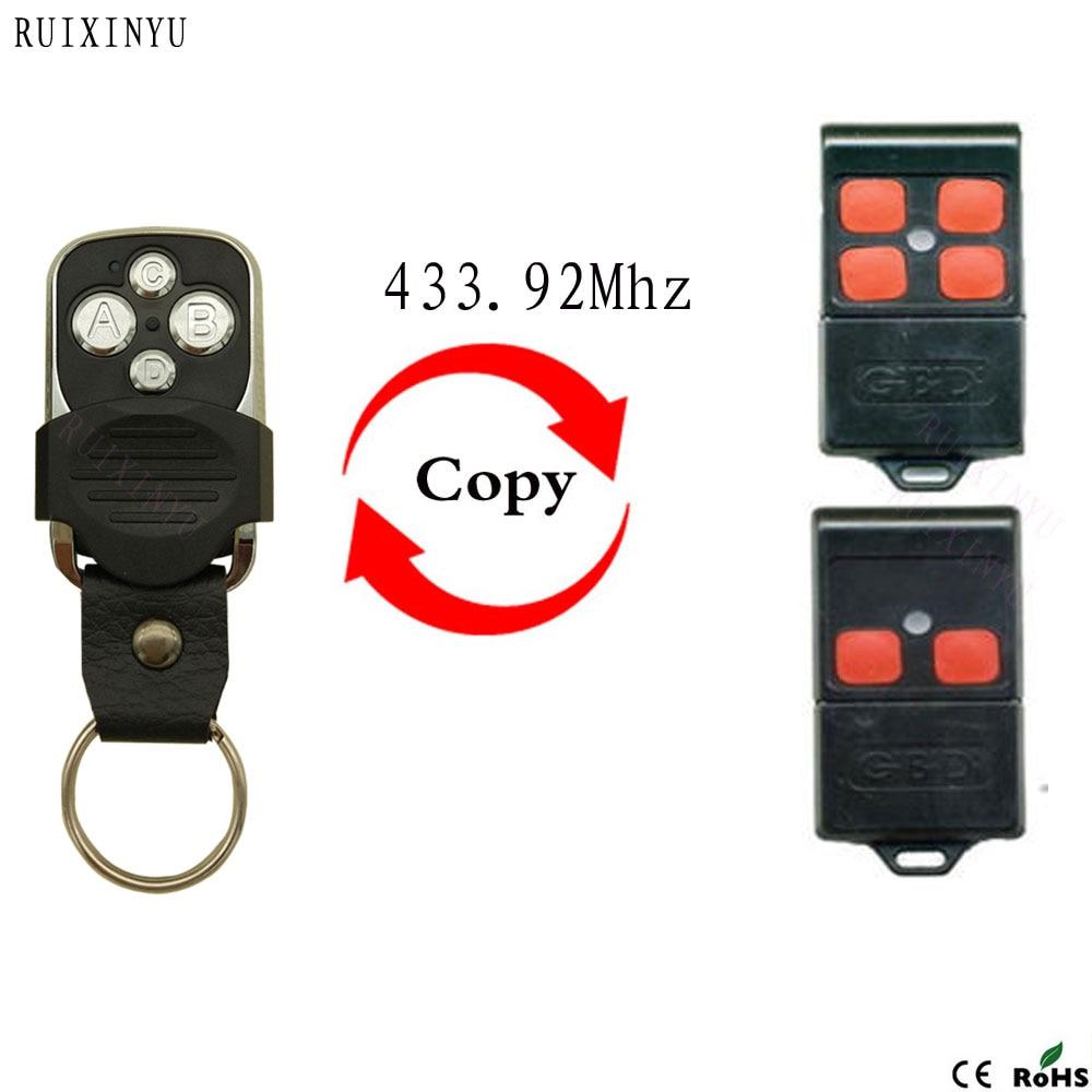 Gibidi Open Tmq 433 Universal Remote Control Transmitter