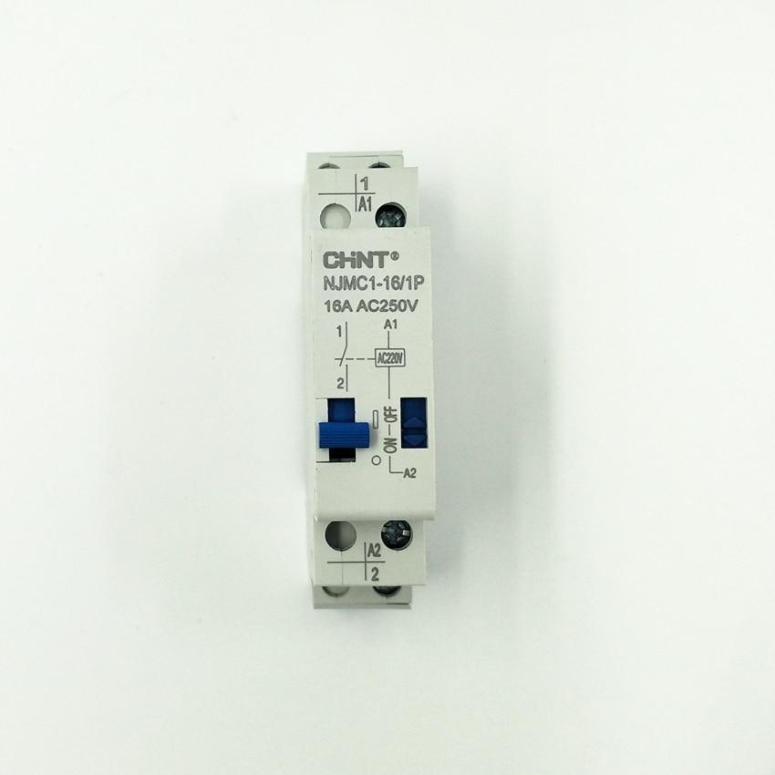 CHINT Pulse Relay NJMC1-16/1P 16A AC220V Relay