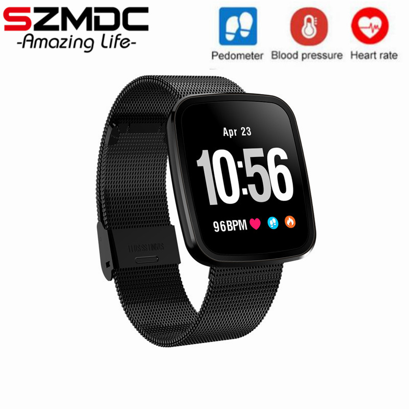 Band, Screen, Weather, Tracker, High-definition, Rate