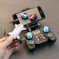 LeadingStar Mini Faltbare RC WIFI Quadcopter Flugzeug Set Höhe Luftaufnahmen Drone