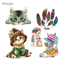DIY Fashion Sticker Patches Iron On Transfers For Clothing Thermo Stickers Clothes Applique Heat Transfer Printing
