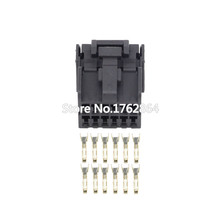 12 Pin automotive connector female with terminal DJ7121C-1-21 car
