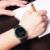 Smart watch kw18 sim tf smartwatch relógio de pulso inteligente bluetooth facebook tela capacitiva ogs
