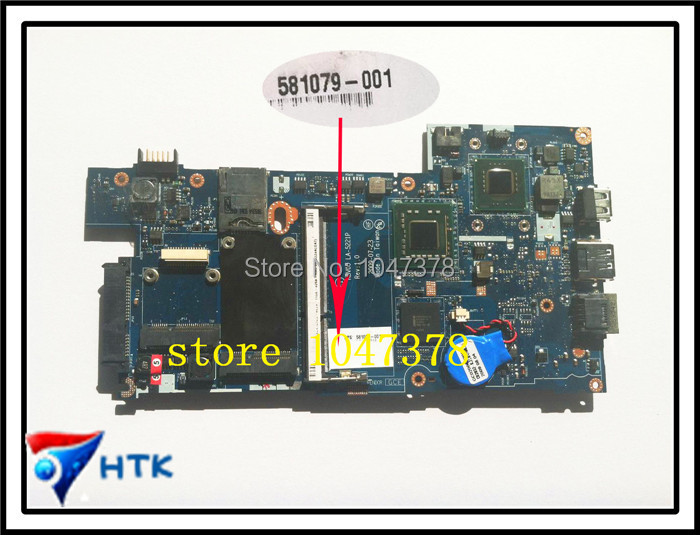 ФОТО Wholesale for HP 5310M 581079-001 SU2300 1.2GHz Laptop Motherboard Mainboard la-5221p  100% Work Perfect