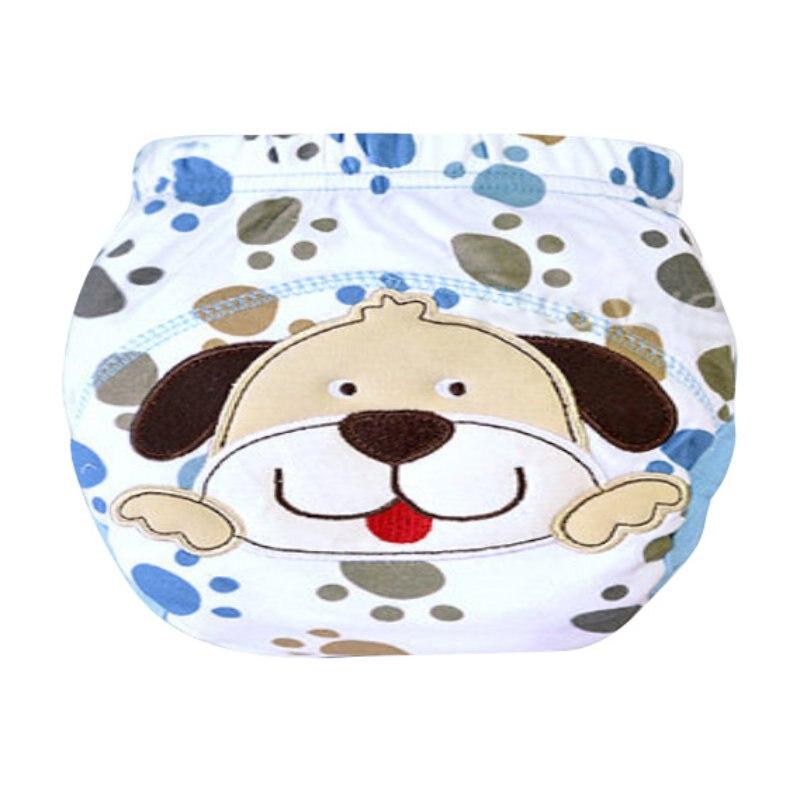 Newborn baby cloth diaper waterproof TPU panties cloth diapers training pants diaper cover sz2