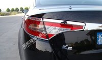 ABS Chrome After headlight Lamp Cover For 2011 KIA Optima/K5