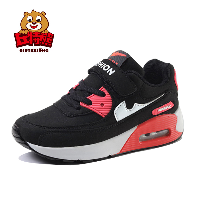 2018 New Children Shoes Boys Sneakers Girls Sport Shoes Size 31-40 Child leisure trainers Casual Breathable Kids Running Shoes 2016 new shoes for children breathable children boy shoes casual running kids sneakers mesh boys sport shoes kids sneakers