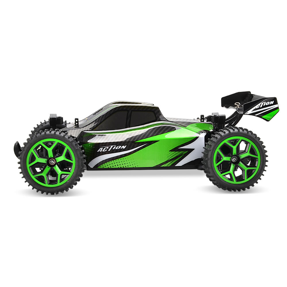 gizmovine rc car high speed 20km h cars 1 18 scal rc toy 2 4g 4ch 4wd rock crawlers. Black Bedroom Furniture Sets. Home Design Ideas