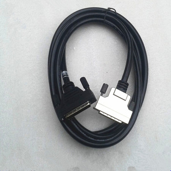 cnc dsp controller A15 parts for CNC router/ CNC Engraver, original 50 pin data communication cable(only cable)