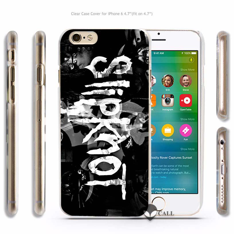 coque iphone 7 slipknot
