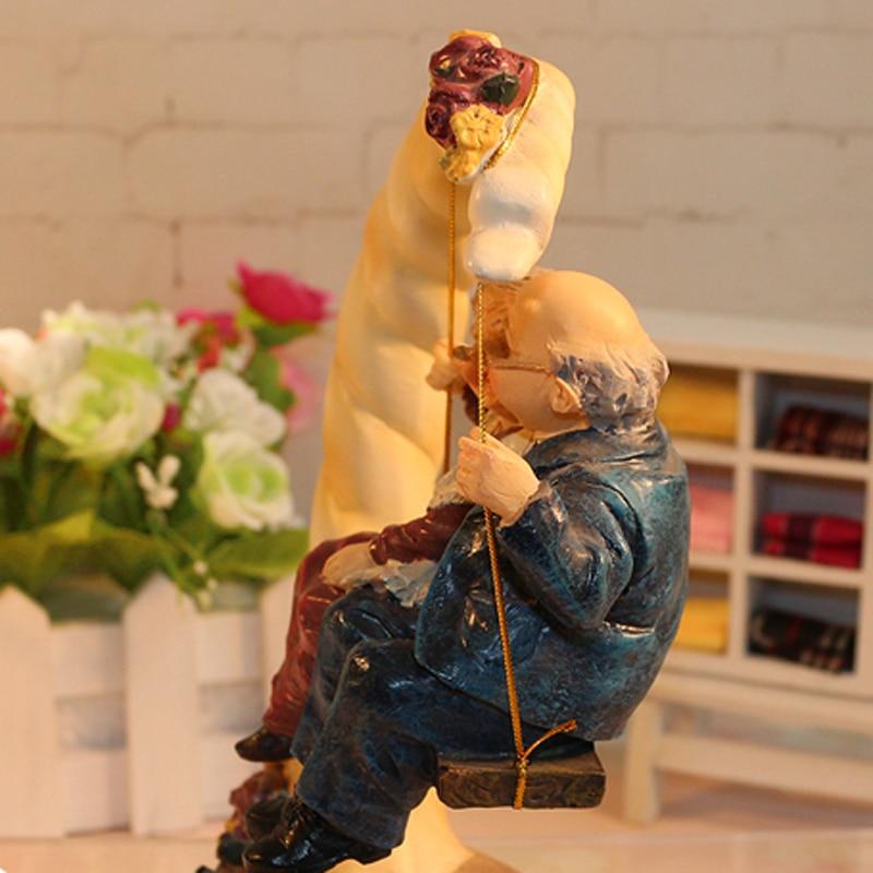 홈 장식 액세서리 수지 어머니 선물 웨딩 장식 - 가정 장식 - 사진 3