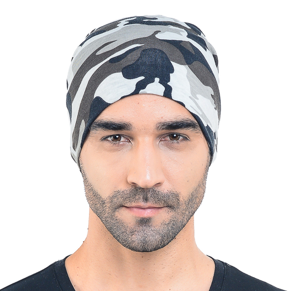 e33739407bacc 2017 New Arrivals Slouch Beanie Cap Thin Skull Cap Camouflage Hat For Men  Summer Hat HISSHE-in Skullies & Beanies from Apparel Accessories on  Aliexpress.com ...