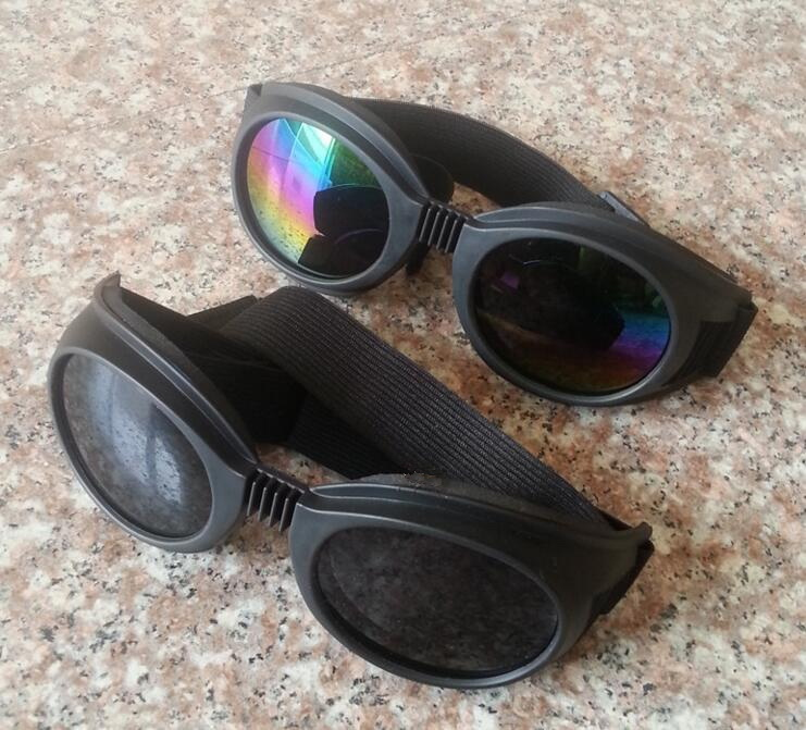 Outdoor Sports Retro Windshield Glasses Motorcycle Glasses Ski Mirrors Anti - wind Mirrors Off - road Goggles Dust - proof