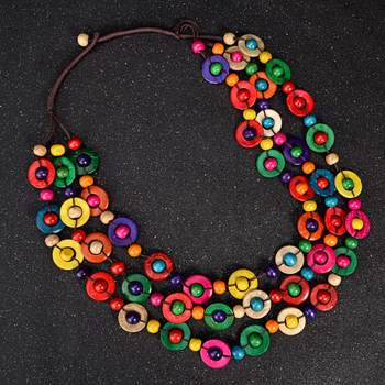 Bohemia Ethnic Vintage Necklace 1