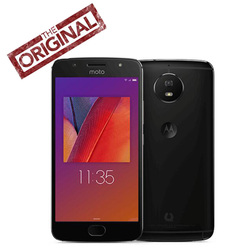 Original Motorola MOTO Green Pomelo XT1799-2 4G 32G LTE Snapdragon 8937  Octa Core 1920X1080P 16 0MP Android 7 1 Smart Phone NFC