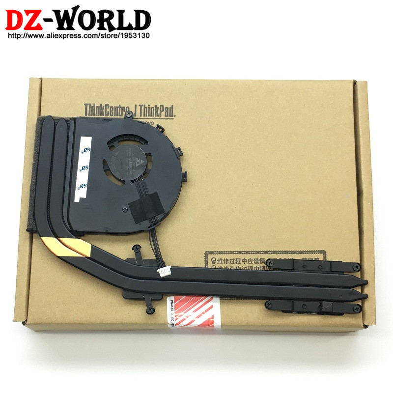 New Original for Lenovo ThinkPad T550 W550S SWG Discrete Graphics Heatsink CPU Cooler Cooling Fan 00JT267 00JT268 SF10G56885 new original for lenovo thinkpad yoga 260 bottom base cover lower case black 00ht414 01ax900